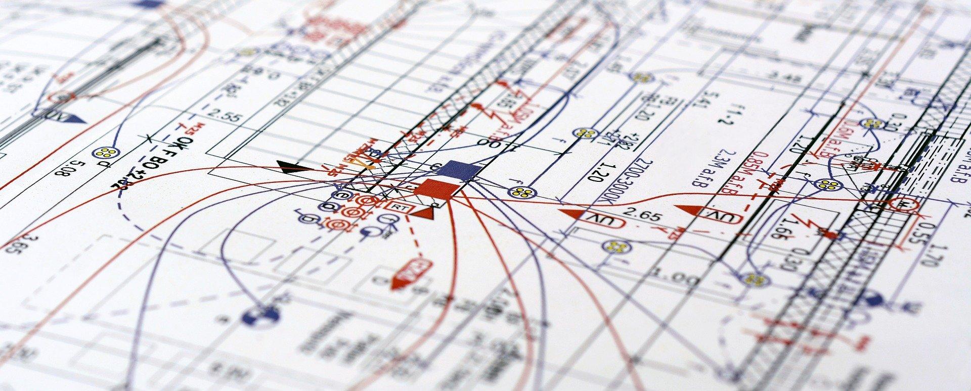 Planung der Elektrik